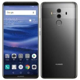 【SIMロック解除済】Softbank HUAWEI Mate 10 Pro 703HW BLA-L09 チタニウムグレー Huawei 当社3ヶ月間保証 中古 【 中古スマホとタブレット販売のイオシス 】