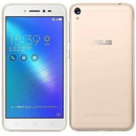 ASUS ZenFone Live ZB501KL-GD16 シャンパンゴールド 【国内版 SIMフリー】 ASUS 当社3ヶ月間保証 中古 【 中古スマホとタブレット販売のイオシス 】