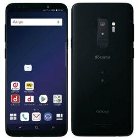 白ロム docomo Galaxy S9+ SC-03K Midnight Black[中古Aランク]【当社3ヶ月間保証】 スマホ 中古 本体 送料無料【中古】 【 中古スマホとタブレット販売のイオシス 】