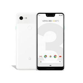 白ロム docomo 【SIMロック解除済】 Google Pixel3 XL G013D [Clearly White 128GB][中古Aランク]【当社3ヶ月間保証】 スマホ 中古 本体 送料無料【中古】 【 中古スマホとタブレット販売のイオシス 】