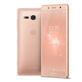 Sony Xperia XZ2 Compact Dual H8324 [Coral Pink 64GB 海外版 SIMフリー] SONY 当社3ヶ月間保証 中古 【 中古スマホとタブレット販売のイオシス 】