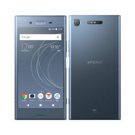白ロム au 【SIMロック解除済】Sony Xperia XZ1 SOV36 Moonlit Blue[中古Cランク]【当社3ヶ月間保証】 スマホ 中古 本体 送料無料【中古】 【 中古スマホとタブレット販売のイオシス 】