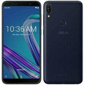 ASUS Zenfone Max Pro M1 ZB602KL 32GB Black 【国内版 SIMフリー】 ASUS 当社3ヶ月間保証 中古 【 中古スマホとタブレット販売のイオシス 】