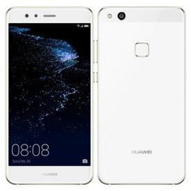Huawei P10 lite WAS-LX2J (HWU32) Pearl White【J:COM版 SIMフリー】 Huawei 当社3ヶ月間保証 中古 【 中古スマホとタブレット販売のイオシス 】