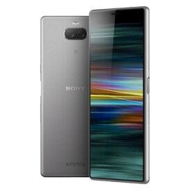SIMフリー 未使用 Sony Xperia 10 Dual I4193 [Silver 4GB 64GB 海外版 SIMフリー]【当社6ヶ月保証】 スマホ 中古 本体 送料無料【中古】 【 中古スマホとタブレット販売のイオシス 】