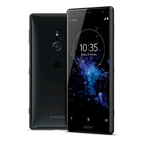 SIMフリー Sony Xperia XZ2 Dual H8296 [Liquid Black 64GB 海外版 SIMフリー][中古Cランク]【当社3ヶ月間保証】 スマホ 中古 本体 送料無料【中古】 【 中古スマホとタブレット販売のイオシス 】