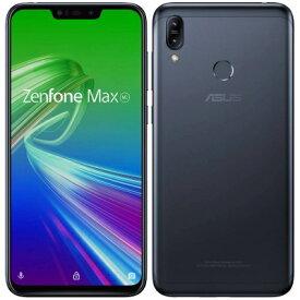 ASUS Zenfone Max M2 ZB633KL 32GB Black 【国内版 SIMフリー】 ASUS 当社3ヶ月間保証 中古 【 中古スマホとタブレット販売のイオシス 】