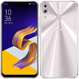 ASUS Zenfone5 (2018) Dual-SIM ZE620KL 【Meteor Silver 64GB 国内版 SIMフリー】 ASUS 当社3ヶ月間保証 中古 【 中古スマホとタブレット販売のイオシス 】
