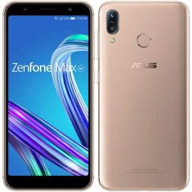 ASUS Zenfone Max M1 Dual-SIM ZB555KL-GD32S3 32GB サンライトゴールド【国内版 SIMフリー】 ASUS 当社3ヶ月間保証 中古 【 中古スマホとタブレット販売のイオシス 】