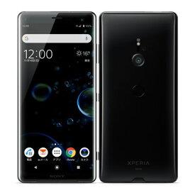 【SIMロック解除済】au Xperia XZ3 SOV39 Black SONY 当社3ヶ月間保証 中古 【 中古スマホとタブレット販売のイオシス 】