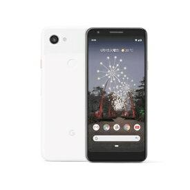 Google Pixel3a XL G020D Clearly White【64GB 国内版 SIMフリー】 Google 当社3ヶ月間保証 中古 【 中古スマホとタブレット販売のイオシス 】