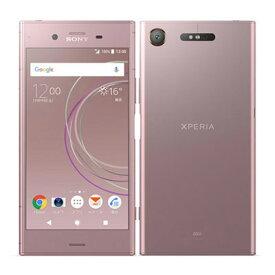 白ロム au 【SIMロック解除済】Sony Xperia XZ1 SOV36 Venus Pink[中古Bランク]【当社3ヶ月間保証】 スマホ 中古 本体 送料無料【中古】 【 中古スマホとタブレット販売のイオシス 】