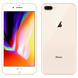 白ロム au 【SIMロック解除済】iPhone8 Plus 64GB A1898 (MQ9M2J/A) ゴールド[中古Cランク]【当社3ヶ月間保証】 スマホ 中古 本体 送料無料【中古】 【 中古スマホとタブレット販売のイオシス 】
