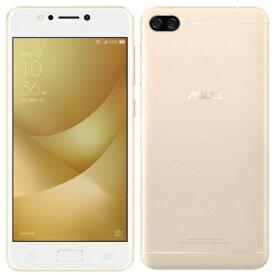 ASUS Zenfone4 Max Dual-SIM ZC520KL 32GB Gold【楽天版 SIMフリー】 ASUS 当社3ヶ月間保証 中古 【 中古スマホとタブレット販売のイオシス 】