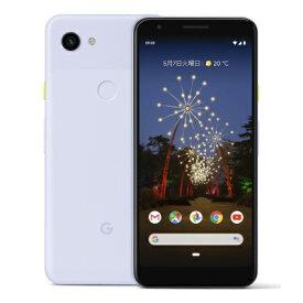 Google Pixel3a XL G020D Purple-ish【64GB 国内版 SIMフリー】 Google 当社3ヶ月間保証 中古 【 中古スマホとタブレット販売のイオシス 】