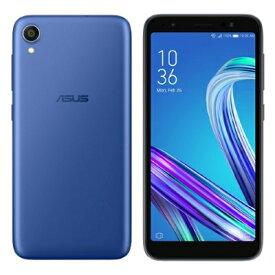 ZenFone Live L1 スペースブルー ZA550KL-BL32【国内版 SIMフリー】 ASUS 当社3ヶ月間保証 中古 【 中古スマホとタブレット販売のイオシス 】