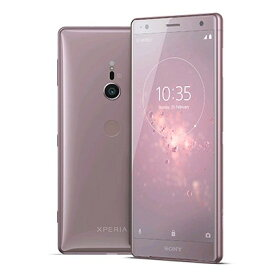 【SIMロック解除済】au Sony Xperia XZ2 SOV37 Ash Pink SONY 当社3ヶ月間保証 中古 【 中古スマホとタブレット販売のイオシス 】