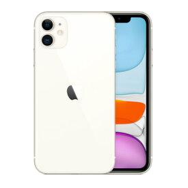 白ロム docomo 未使用 【SIMロック解除済】iPhone11 A2221 (MWLU2J/A) 64GB ホワイト【当社6ヶ月保証】 スマホ 中古 本体 送料無料【中古】 【 中古スマホとタブレット販売のイオシス 】