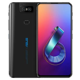 ASUS Zenfone6(2019) Dual-SIM ZS630KL-BK256S8 【8GB 256GB Black 国内版 SIMフリー】 ASUS 当社3ヶ月間保証 中古 【 中古スマホとタブレット販売のイオシス 】