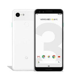 【SIMロック解除済】docomo Google Pixel3 G013B [Clearly White 64GB] Google 当社3ヶ月間保証 中古 【 中古スマホとタブレット販売のイオシス 】