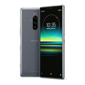 Sony Xperia1 Dual J9110 [Grey 6GB 128GB 海外版 SIMフリー] SONY 当社3ヶ月間保証 中古 【 中古スマホとタブレット販売のイオシス 】