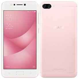 SIMフリー ASUS Zenfone4 Max Dual-SIM ZC520KL 32GB Rose Pink【国内版 SIMフリー】[中古Bランク]【当社3ヶ月間保証】 スマホ 中古 本体 送料無料【中古】 【 中古スマホとタブレット販売のイオシス 】