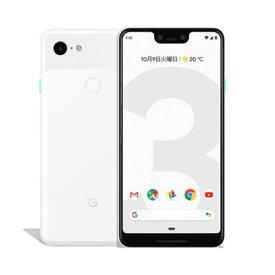 白ロム docomo 【SIMロック解除済】 Google Pixel3 XL G013D [Clearly White 128GB][中古Cランク]【当社3ヶ月間保証】 スマホ 中古 本体 送料無料【中古】 【 中古スマホとタブレット販売のイオシス 】