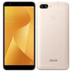 SIMフリー ASUS Zenfone Max Plus M1 Dual-SIM ZB570TL GD32S4 32GB ゴールド【国内版 SIMフリー】[中古Bランク]【当社3ヶ月間保証】 スマホ 中古 本体 送料無料【中古】 【 中古スマホとタブレット販売のイオシス 】