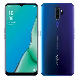 OPPO A5 2020 CPH1943 Blue【楽天版 SIMフリー】 OPPO 当社6ヶ月保証 未使用 【 中古スマホとタブレット販売のイオシス 】
