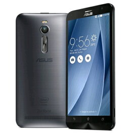 SIMフリー ASUS ZenFone2 (ZE551ML) 32GB Gray 【RAM4GB 国内版 SIMフリー】[中古Bランク]【当社3ヶ月間保証】 スマホ 中古 本体 送料無料【中古】 【 中古スマホとタブレット販売のイオシス 】