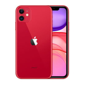 SIMフリー iPhone11 A2221 (MWLV2J/A) 64GB レッド【国内版 SIMフリー】[中古Aランク]【当社3ヶ月間保証】 スマホ 中古 本体 送料無料【中古】 【 中古スマホとタブレット販売のイオシス 】