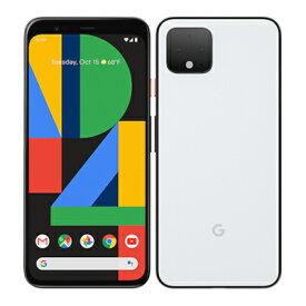Google Pixel4 G020N 64GB Clearly White【国内版SIMフリー】 Google 当社3ヶ月間保証 中古 【 中古スマホとタブレット販売のイオシス 】