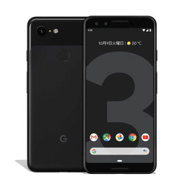 docomo Google Pixel3 G013B [Just Black 64GB] Google 当社3ヶ月間保証 中古 【 中古スマホとタブレット販売のイオシス 】