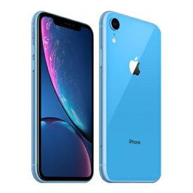 【SIMロック解除済】docomo iPhoneXR A2106 (MT112J/A) 256GB ブルー Apple 当社3ヶ月間保証 中古 【 中古スマホとタブレット販売のイオシス 】