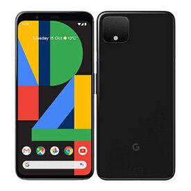 Google Pixel4 G020N 64GB Just Black【国内版SIMフリー】 Google 当社3ヶ月間保証 中古 【 中古スマホとタブレット販売のイオシス 】