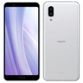 AQUOS sense3 plus SH-RM11 White【楽天版 SIMフリー】 SHARP 当社3ヶ月間保証 中古 【 中古スマホとタブレット販売のイオシス 】