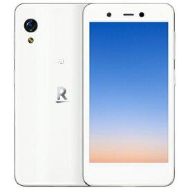 【後期ロット】Rakuten Mini C330 Cool White【楽天版 SIMフリー】 楽天 当社3ヶ月間保証 中古 【 中古スマホとタブレット販売のイオシス 】