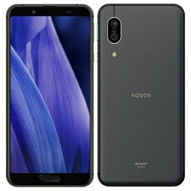 AQUOS sense3 lite SH-RM12 Black【楽天版 SIMフリー】 SHARP 当社3ヶ月間保証 中古 【 中古スマホとタブレット販売のイオシス 】