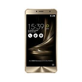 ASUS ZenFone3 Deluxe Dual SIM ZS550KL 64GB Gold【UQmobile版 SIMフリー】 ASUS 当社3ヶ月間保証 中古 【 中古スマホとタブレット販売のイオシス 】