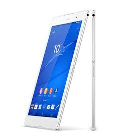 SIMフリー Sony Xperia Z3 Tablet Compact SGP641 LTE [White 16GB 海外版 SIMフリー][中古Bランク]【当社3ヶ月間保証】 タブレット 中古 本体 送料無料【中古】 【 中古スマホとタブレット販売のイオシス 】