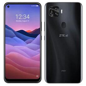 【SIMロック解除済】au ZTE a1 ZTG01 Black ZTE 当社6ヶ月保証 未使用 【 中古スマホとタブレット販売のイオシス 】