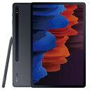 Samsung Galaxy Tab S7+ Wi-Fi SM-T970 Mystic Black【RAM8GB/ROM256GB 海外版】【ACアダプタ欠品】 SAMSUNG 当社6ヶ…