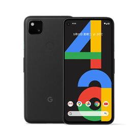 【SIMロック解除済】Softbank Google Pixel4a G025M 128GB Just Black Google 当社6ヶ月保証 未使用 【 中古スマホとタブレット販売のイオシス 】