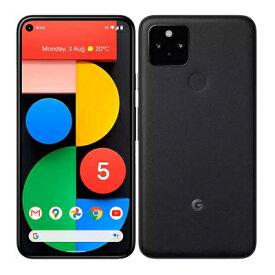 Google Pixel5 G5NZ6 128GB Just Black【国内版 SIMフリー】 Google 当社6ヶ月保証 未使用 【 中古スマホとタブレット販売のイオシス 】