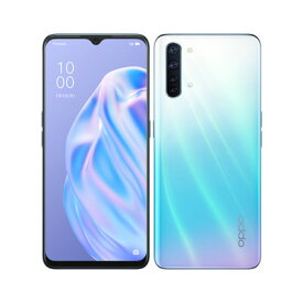 【SIMロック解除済】Y!mobile OPPO Reno3 A A002OP White OPPO 当社3ヶ月間保証 中古 【 中古スマホとタブレット販売のイオシス 】