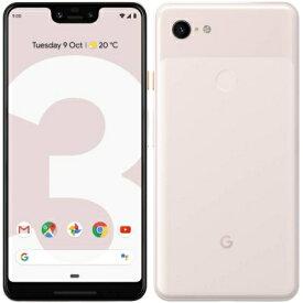 Google Pixel3 XL G013D [Not Pink 64GB]【国内版SIMフリー】 Google 当社3ヶ月間保証 中古 【 中古スマホとタブレット販売のイオシス 】