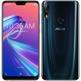 Asus Zenfone Max Pro (M2) ZB631KL 64GB Blue【国内版 SIMフリー】 ASUS 当社3ヶ月間保証 中古 【 中古スマホとタブレット販売のイオシス 】