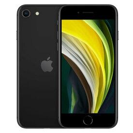 【SIMロック解除済】【第2世代】SoftBank iPhoneSE 64GB ブラック MHGP3J/A A2296 Apple 当社6ヶ月保証 未使用 【 中古スマホとタブレット販売のイオシス 】