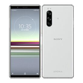 Sony Xperia5 Dual J9260 [Grey 6GB 128GB 国内版 SIMフリー] SONY 当社3ヶ月間保証 中古 【 中古スマホとタブレット販売のイオシス 】