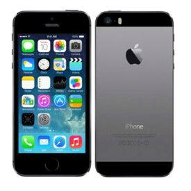 iPhone5s 64GB A1533 (ME311LL/A) スペースグレイ【海外版 SIMフリー】 Apple 当社3ヶ月間保証 中古 【 中古スマホとタブレット販売のイオシス 】